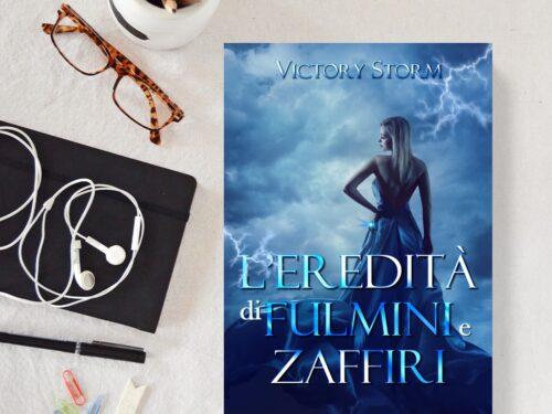 Scoprite il nuovo libro fantasy di Victory Storm