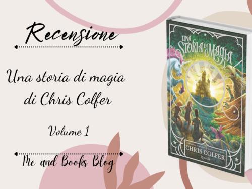 Una Storia di Magia di Chris Colfer
