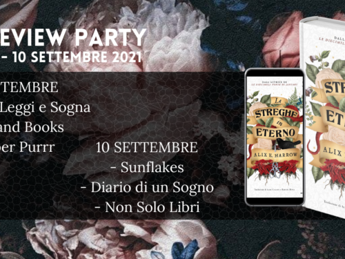 Review Party – Le Streghe in Eterno di Alix E. Harrow